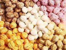 صادرات آبنبات بجنورد با طعم های متنوع
